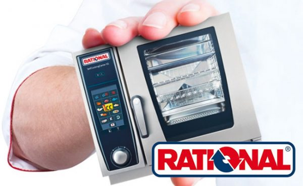 Malachy Parts & Service is Now a Factory Authorized Service Center for Rational USA!