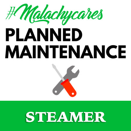 Maintenance Plans for Steamers