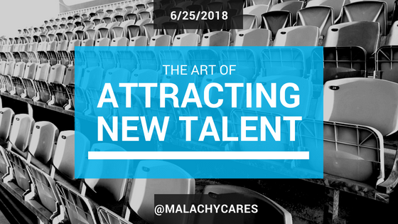 Finding & Keeping New Talent:  Grow your own superstars